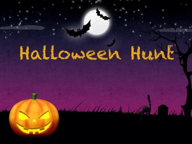 Halloween Hunt by Ana Vivanco