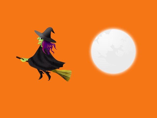 Halloween ID Field Of 2 by Julie vest