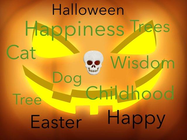 Halloween Noun Fun  by Ben kenyon