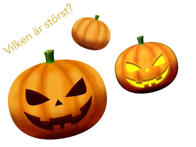 Halloween Test by Annelie På Jobbet