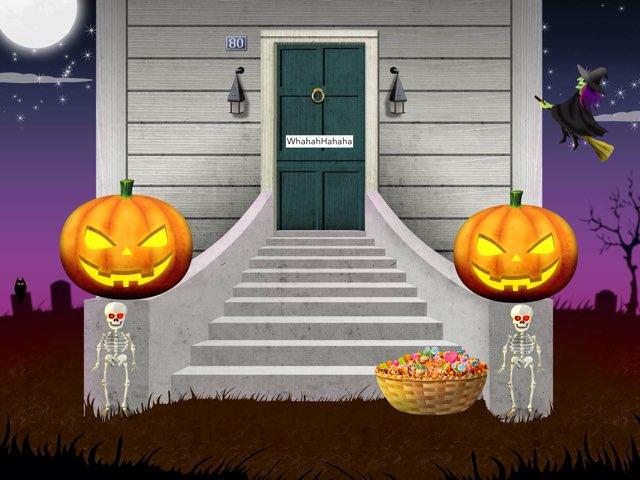 Halloween  by Nyobe Doran