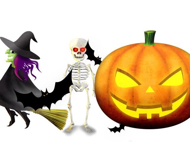 Halloween  by Elissa mazer