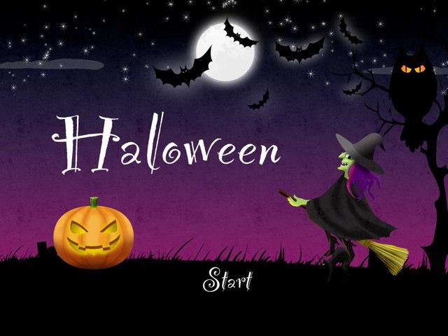 Halloween by Ana Luiza Pires Pivoto