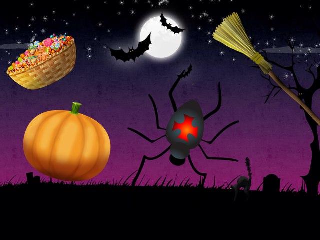 Halloween by Caroline Frenchman