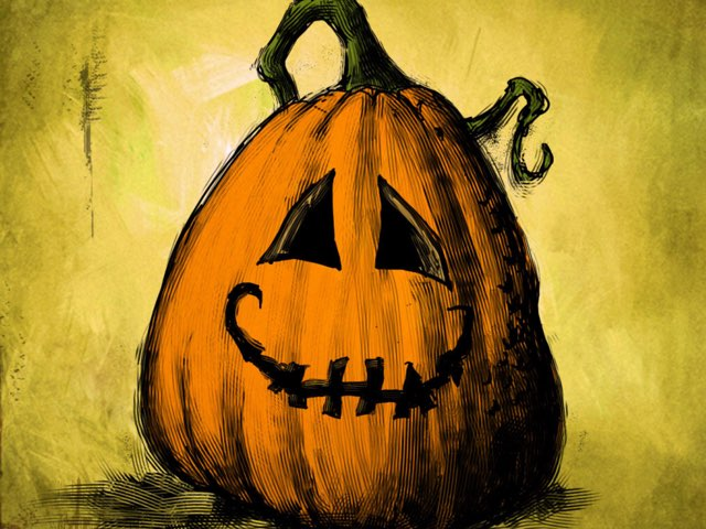 Halloween by Ju Hu