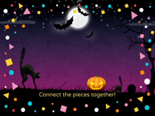 Halloween Puzzle by Brian Voss