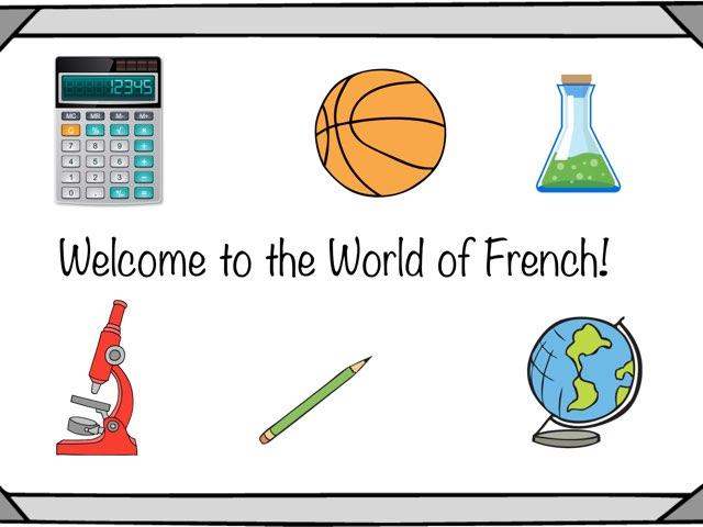 Hana's French Subjects by French Kellett