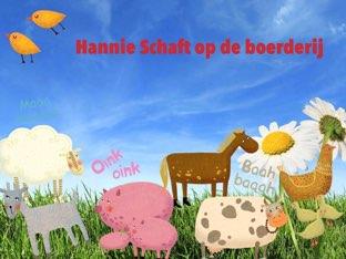Hannie Schaft Op De Boerderij by Sylvia van der Woude