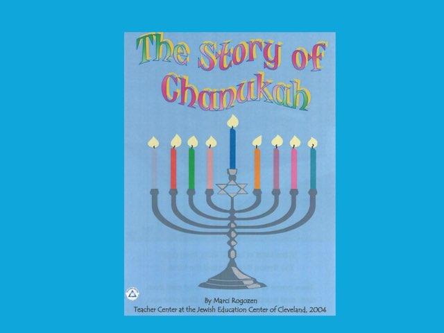 Hanukkah: The Story and Symbols by R. Fox