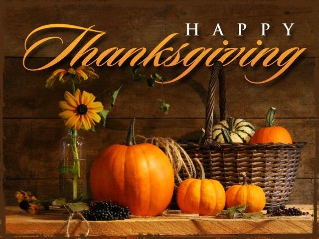 Happy  Thanksgiving ! by Ni Digicrea