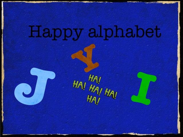Happy Alphabet by Maya Roushdy