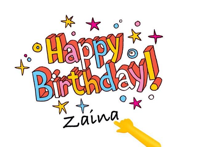 Happy Birthday  by Jana10 1O3