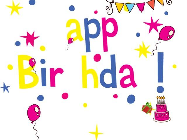 Happy Birthday by mcpake family