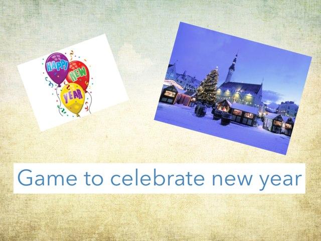 Happy New Year by Gurmeet Sandhu