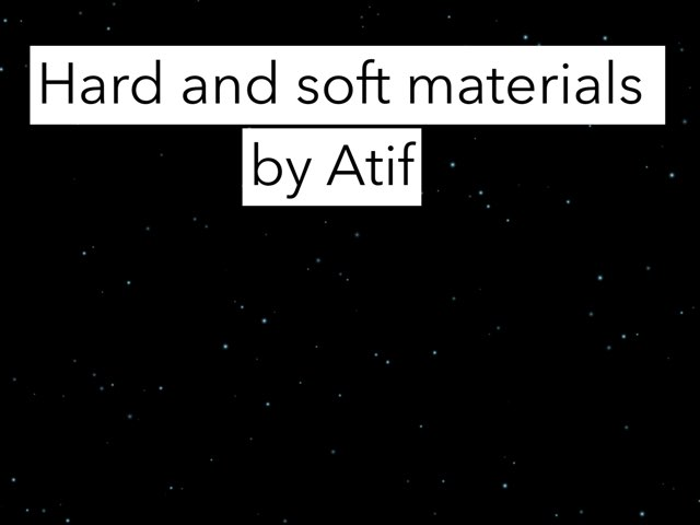 Hard And Soft By Atif by Silky Vyas