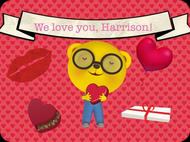 Harrison by Chantel Bonner
