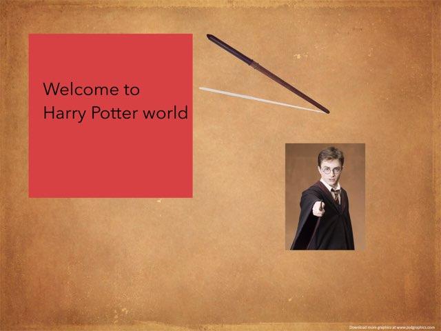 Harry potter  by Taylor Novalss