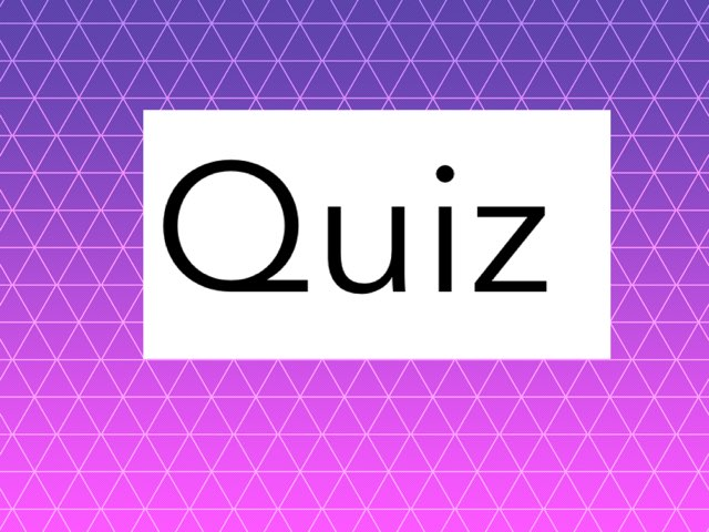Harry's Indian Quiz by RGS Springfield
