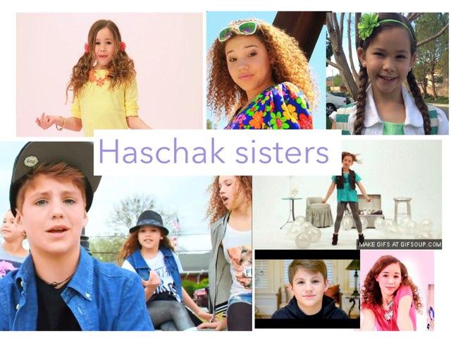 Haschak Sisters  by Yagmur Puranaci