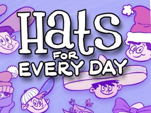 Hats For Every Day by Antonia Esparza