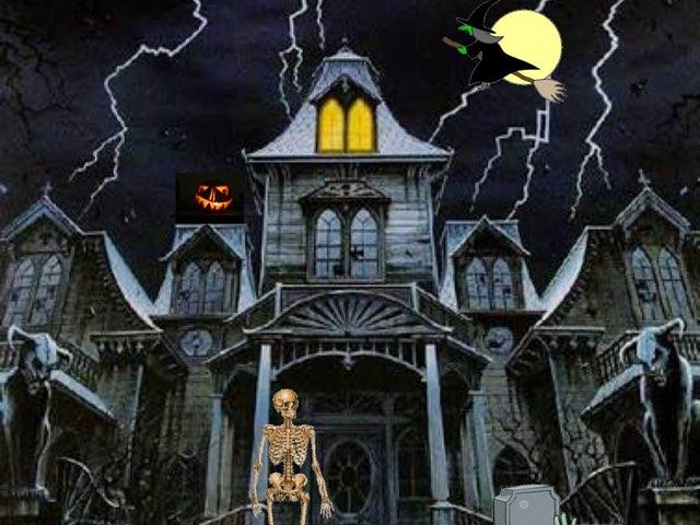 Haunted House by Finn Smith