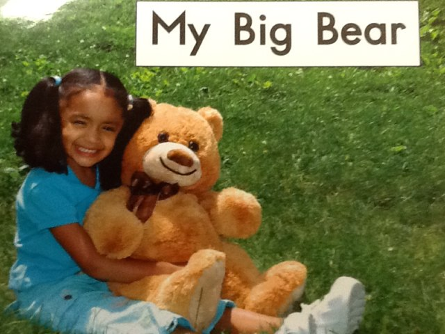 Hcpss My Big Bear by Sandie Daro