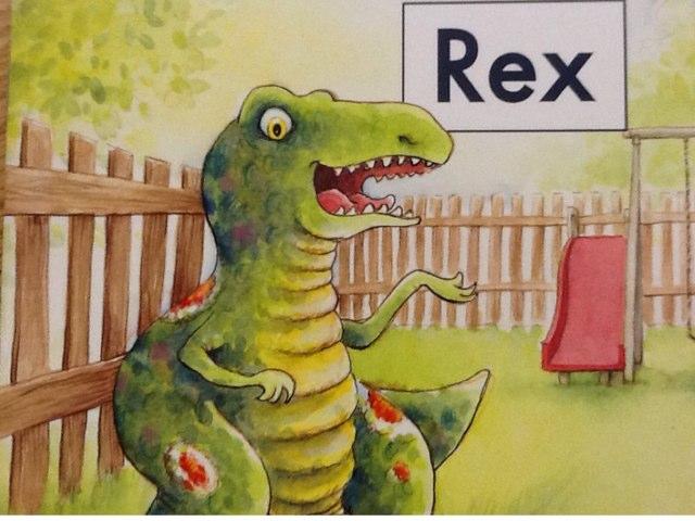 Hcpss Rex Activity by Sandie Daro