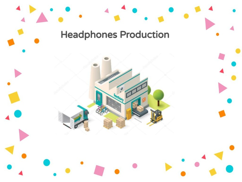 Headphones Production by merve kara