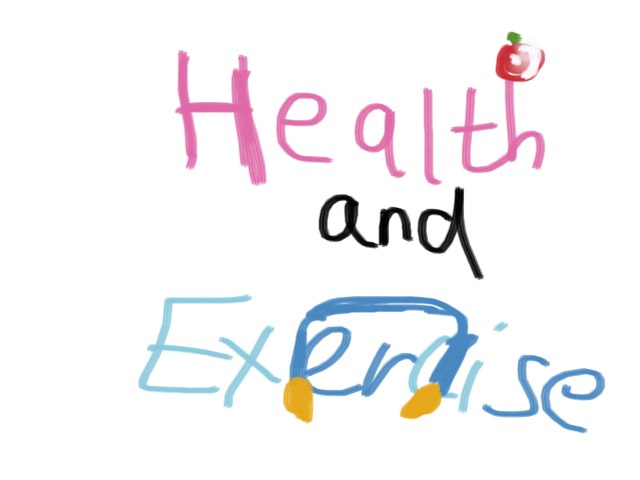 Health And Exercise by Jas Brian