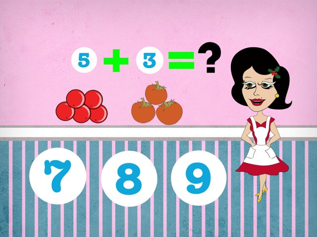 Healthy Cake Math by Elm School Grade One
