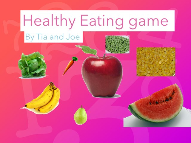 Healthy Eating  by Overchurch Infants