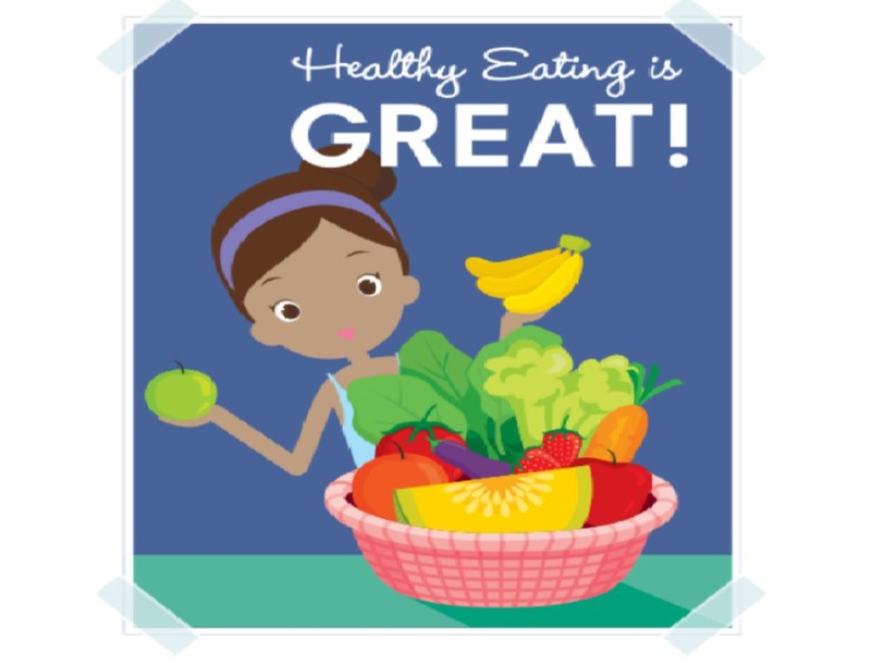 Healthy eating habits by RD assignment
