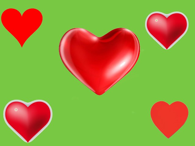 Hearts by Luis Torres-Garcia