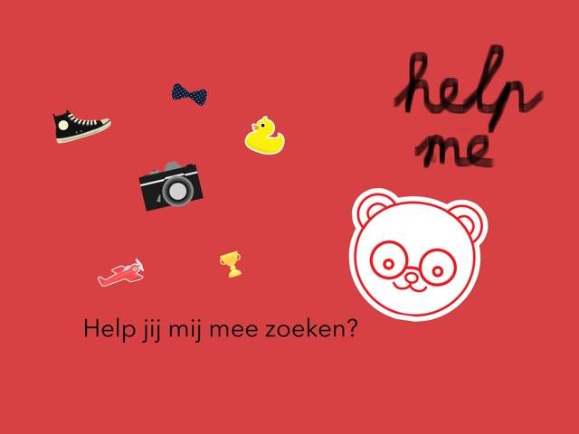Help Beer mee zoeken! by Els Lanen