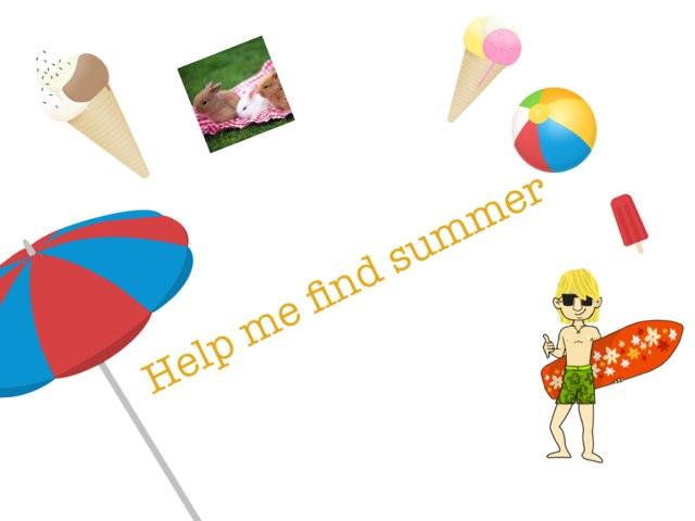 Help Milly Find Summer by Rula Albadri