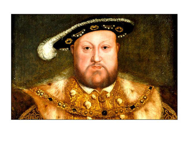Henry VIII by Emma Hobson