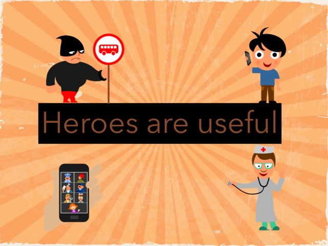 Heroes Are Helpful by Dalaurice Jallah