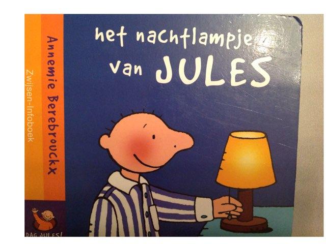 Het Nachtlampje Van Jules Luisterverhalen by Kelly Van Aerschot