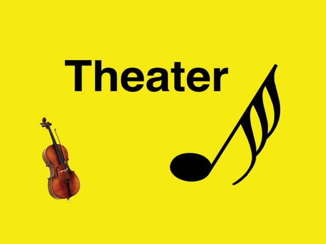 Het Theater - Groep 1/2 by Britt vanKessel