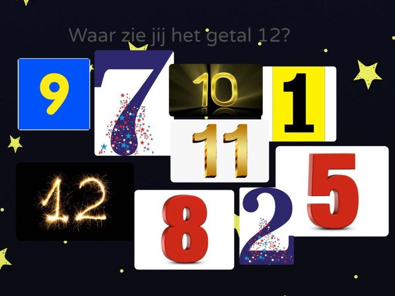 Het getal 12: ruimte by Sanne van der Zijden