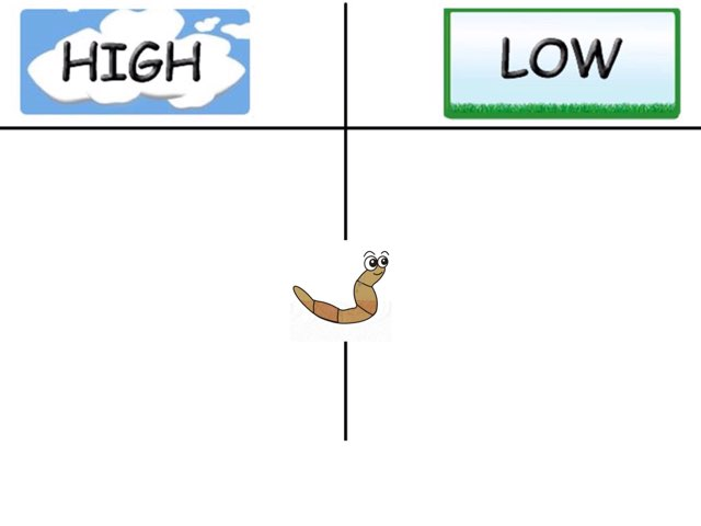 High Or Low? by A. DePasquale