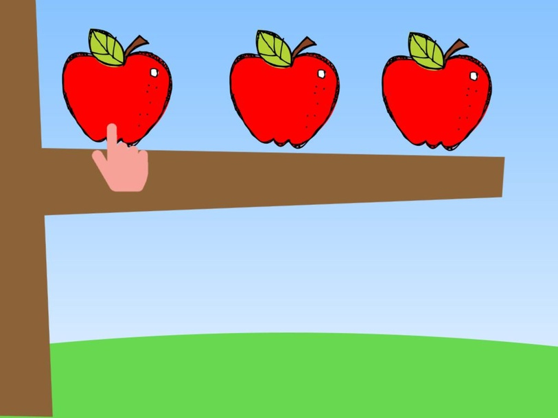 High and Low Apples by Sophie Taft
