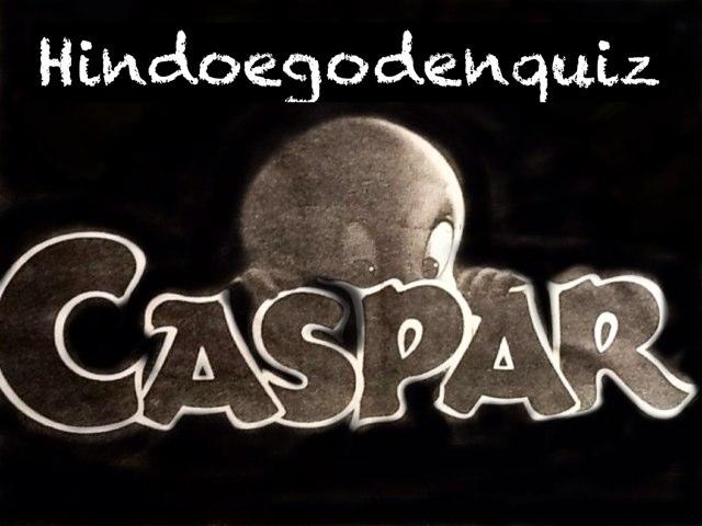 Hindoe-godenquiz by Caspar Middeldorp