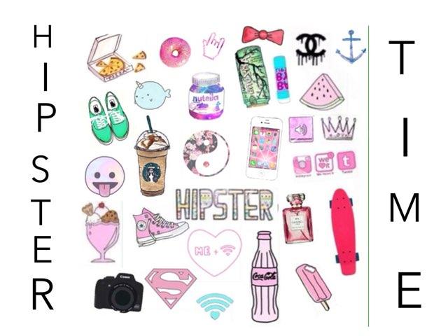Hipster Time by Jennifer Riu