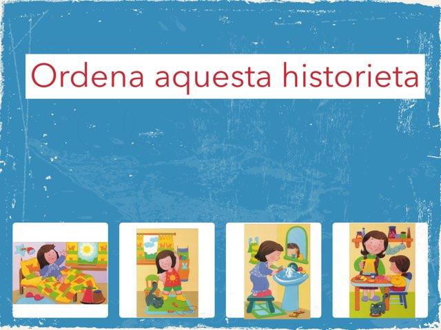 Historieta by Rosa Vila