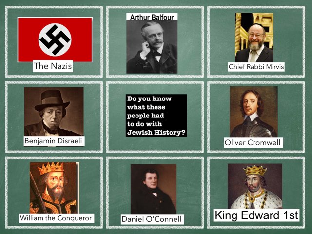 History Of The Jews Of England by Mr MM