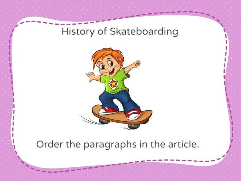 History of skateboarding by Nandar Htun