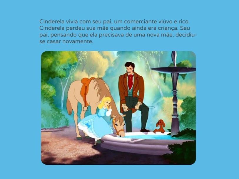 História da Cinderela  by Alícia Rocha