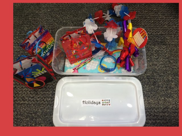 Holidays by Dara Nadine