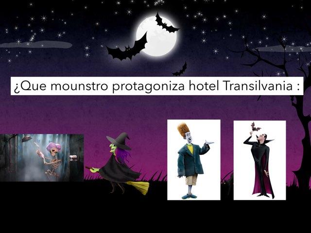 Hotel Transilvania  by Jimena García Varela